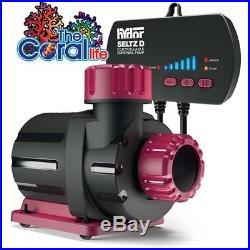 Hydor Seltz D Pump (3200gph) Controllable DC Submersible Return Pump