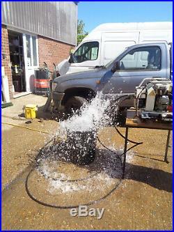 Hydraulic submersible 2 water pump pacepump