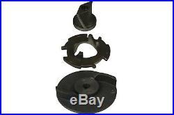 IBO FURY550 Submersible Sewage Dirty Water Septic Sump Pump + grinder + 30m hose
