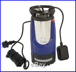 IBO MultiIP1000 INOX pump for clean cold water submersible floater high pressure
