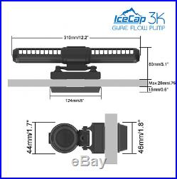IceCap 3K Gyre Generation Flow Pump patented technology licensed by Maxspect