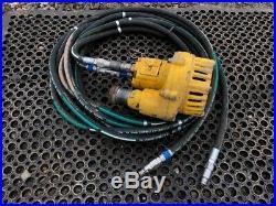 JCB Hydraulic 2 Submersible Water Pump. £400 Plus Vat