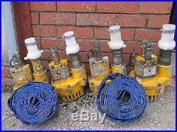 JCB Hydraulic Water Pump Submersible For Beaver Pack Inc Hose