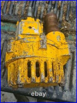 JCB Hydraulic water pump 2 inch sub submersible
