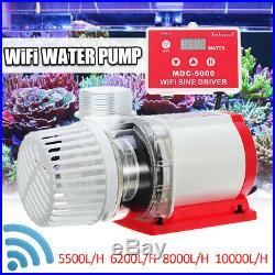 JEBAO WiFi Controllable DC Water Pump Aquarium Fish Marine Circulation Pump