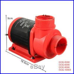 Jebao DCQ Marine Flow Submersible Water Return Pump Aquarium LCD Controller