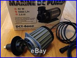 Jebao DCT-6000 42w 6000 L/h Marine Aquarium Return Pump Loop Pump Internal Exter