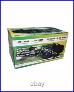 Jebao JFP-30000 Submersible Koi Waterfall Pond Water Pump 30000LPH