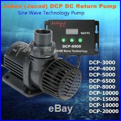 Jebao Jecod DCP 3000-20000 Series Marine Submersible Water Pump Pond Aquarium