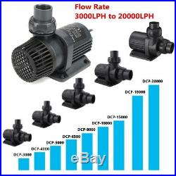 Jebao/Jecod DCP Series (3000-18000) DC Marine Controllable Water Return Pump