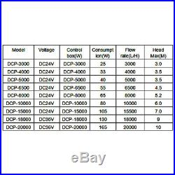 Jebao/Jecod DCP Series (3000-20000)Maring DC Sine Water Wave Return