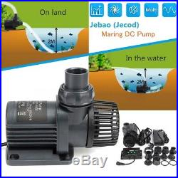 Jebao/Jecod DCP Series (3000-20000)Maring DC Sine Wave Return Pump With Controller