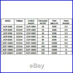 Jebao/Jecod DCP Series (3000-20000)Maring DC Sine Wave Return Submersible O