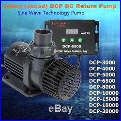 Jebao/Jecod DCP Series (3000-20000)Maring DC Sine Wave Return Submersible Pump