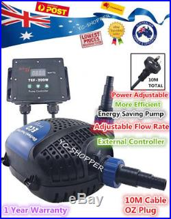 Jebao Submersible Pond Water Feature Pump 20000LPH Electronic Control Flow Rate