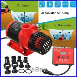 Jecod Jebao Marine DCQ (3500-10000) Aquarium Tank Submersible Water Return