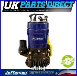 Jefferson Industrial 500W Submersible Water Pump