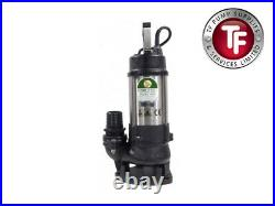 Js 400 Sv Manual 2 Submersible Sewage & Waste Water Pump Without Float Switch