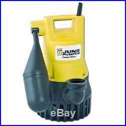 Jung U3KS Dirty Water Pump 4m Cable JP00206 Pump Water Pump Submersible Pump