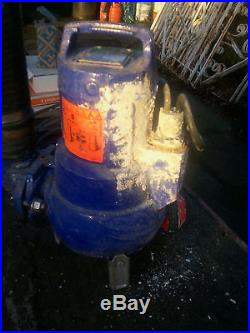 KSB AMA-Porter 501 SE Submersible Sewerage, Water Pump (with floatswitch) 240V