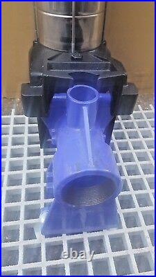 KSB AMA Porter S 545 ND Submersible Sewage, Water Pump CUTTER / GRINDER 415v