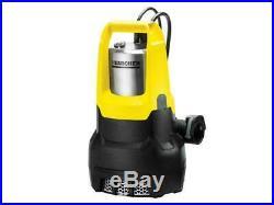 Karcher KARSP7 SP7 Submersible Dirty Water Flood Pump 750W 240V OPEN BOX