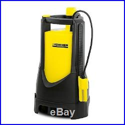 Karcher SDP 14000 Submersible Dirty Water Pump with IQ Level Sensor Brand New