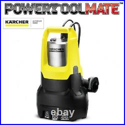 Karcher SP 7 Submersible Dirty Water Pump 15500L Per Hour 16455160