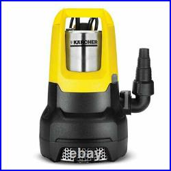Karcher SP7 Submersible Dirty Water Pump 240v