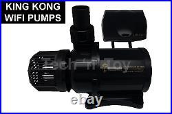 King Kong Aquarium Submersible Wifi Pump Use Your Smartphone As A Controller