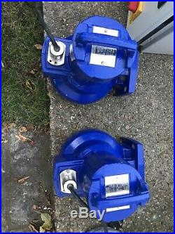 Ksb Submersible Water Pomps And Electric Control Panel
