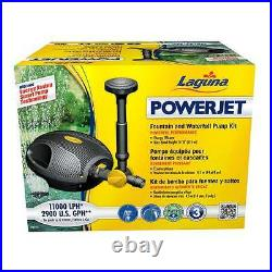 Laguna Powerjet 11000 Pond And Water Feature Fountain Pump