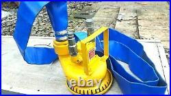 Lamborghini Hydraulic Submersible 2 Water Pump Like Jcb Ex County Council