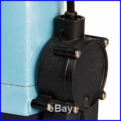 Little Giant 1/6 HP 1200 GPH Water Wizard Water Submersible Utility Pump 505355
