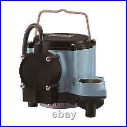 Little Giant 506160 6 CIA ML 115 Volt 1/3 Horsepower Submersible Water Sump Pump