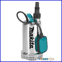 Makita PF1100 Electric Submersible Drainage Pump 1100W 250L 240v