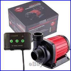 Marine Sources Red Devil DC Submersible Variable Speed Sump Return Pump 10000L/H