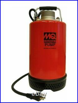 Multiquip ST2037 Electric Submersible Water Pump 2 115 v 1HP