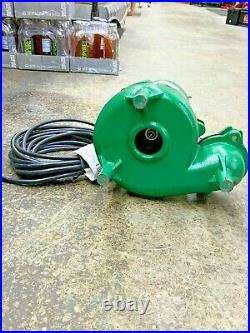 Myers Submersible Sewage Pump 11.4 AMPS 535V 1 HP Phase 1 HYDROMATIC FREE SHIP