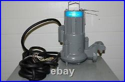 NEW Flygt Sweden submersible water waist pump CP 3045.181 HT 0.75KW 230V 4.2A