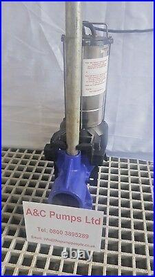 NEW KSB AMA Porter 603 ND Submersible Sewage, Water Pump (MANUAL) 415V / 3-PHASE
