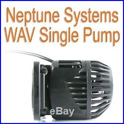 Neptune Systems WAV Single Pump Extreme Flow Aquarium Powerhead Coral Fish Tank