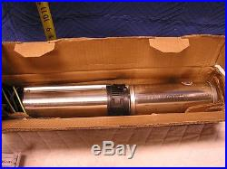 New Aermotor 02647 2w Submersible Water Pump Franklin Electric Motor 1/2hp 115v