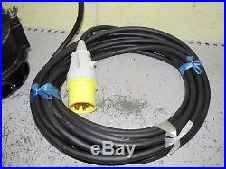 New GODWIN GST-05-01 Sub pump dirty water submersible 110v trash dewater