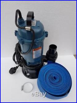 New Submersible pump Septic ideal for dirty water