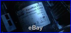 OASE AQUAMAX ECO PREMIUM 12000 submersible pond water feature filter pump fish