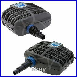 Oase Aquamax Eco Classic Pond Pump Filter Water Feature Waterfall Submersible