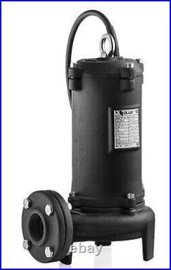 Oliju SGR40 Grinder Range Submersible Sewage Waste Water Pump
