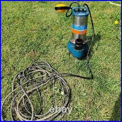 Pedrollo Dirty water Sewage pump VXm 8/50