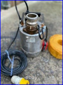 Pon star water pumps, Submersable pumps, Water pump with float construction grad